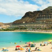 Parima sõbraga mitmekülgsel Gran Canaria saarel