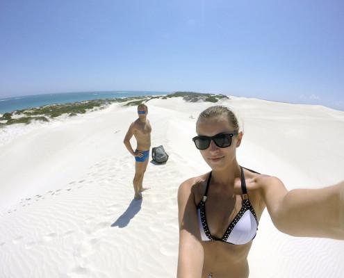 Lancelin Dunes, Perth, Austraalia
