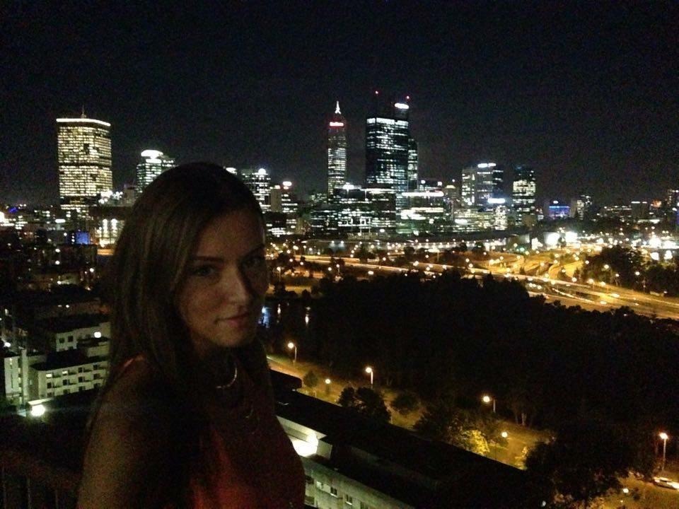 Õhtune Perth