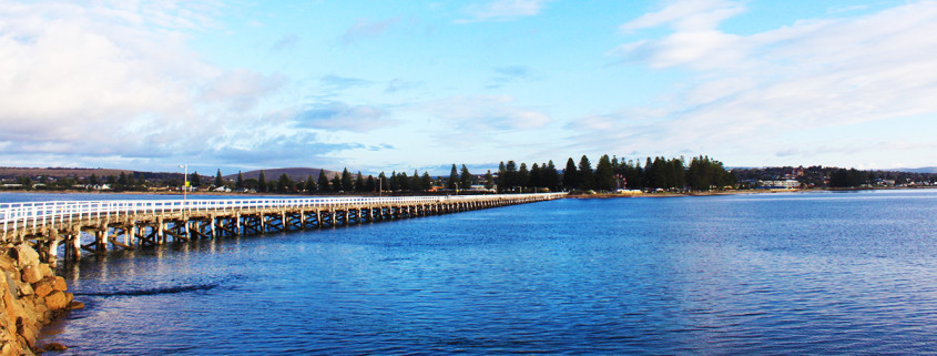 Victor Harbour graniidisaare sild