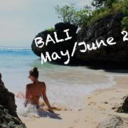 Puhkus Bali saarel mai juuni 2016