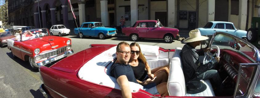KUUBA: seiklused pealinnas Havana