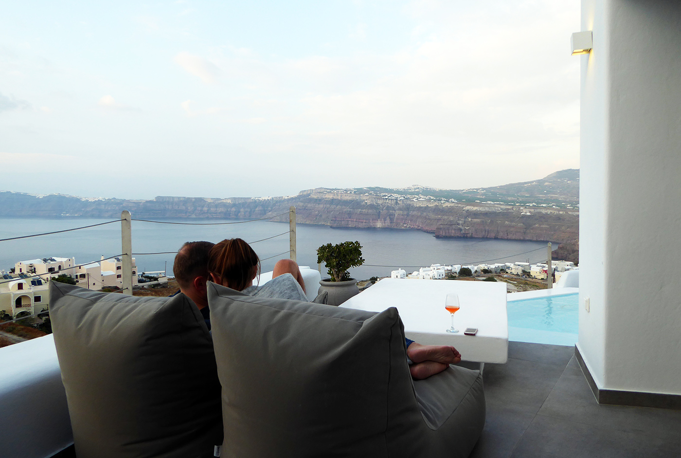 Kreeka Santorini travel reisiblogi teiselpoolmaakera