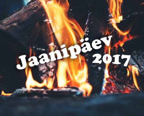 Jaanipäev 2017 reisiblogi teiselpoolmaakera
