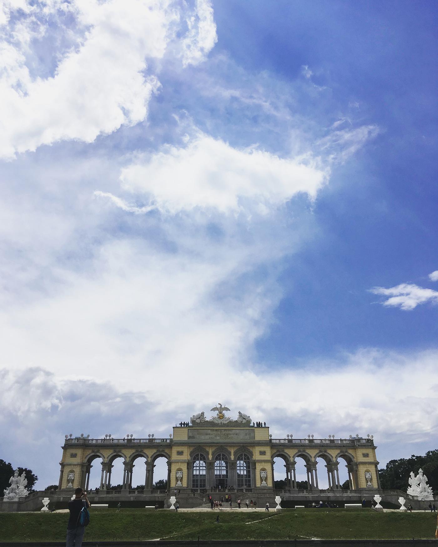 Vienna Austria Viin travel reisiblogi teiselpoolmaakera