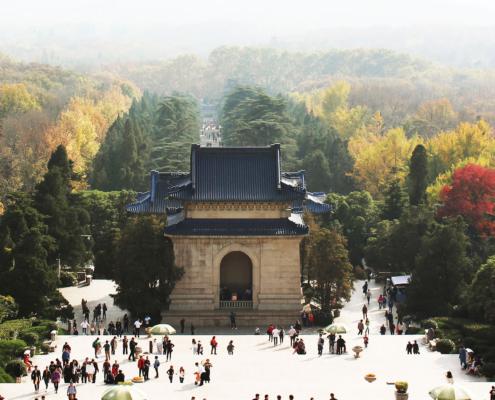 5 päeva Hiinas, Nanjing linnas